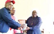 Malawi Derby Association cheers the deaf in Chiradzulu