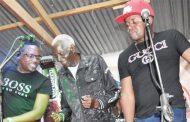 At 88, Agide still glitters