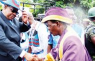 Paramount Chief Lundu calls NGO stupid
