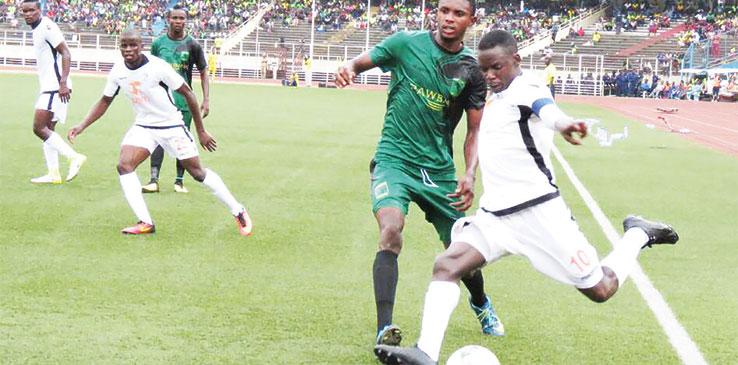 AS Vita coach wary of Be Forward  Wanderers