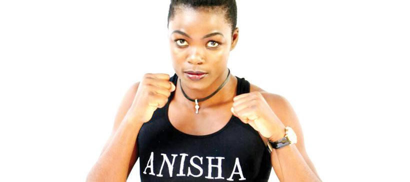 Anisha Bashil to face Zambian opponent