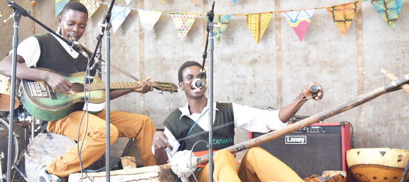 Madalitso Band to perform at Hifa