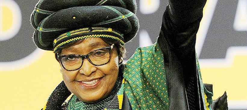 Mama Winnie Mandela dies at 81