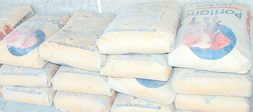 Cement prices raise eyebrows