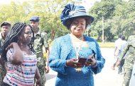 Cadets terrorise Parliament
