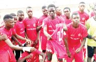 Nyasa Big Bullets Reserves on fire