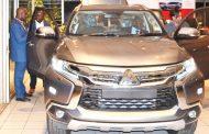Mitsubishi's new Pajero Sport arrives in Malawi