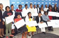 National Bank of Malawi offers scholarships to needy Poly students