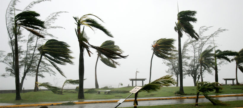 Expect strong winds, heavy rains—Met