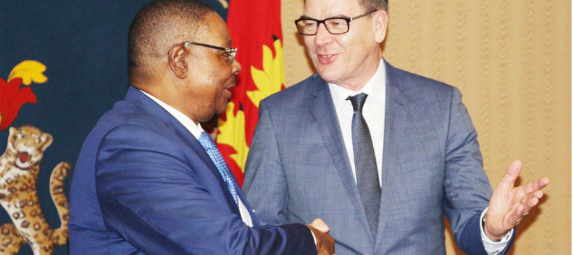 Peter Mutharika admits energy challenges