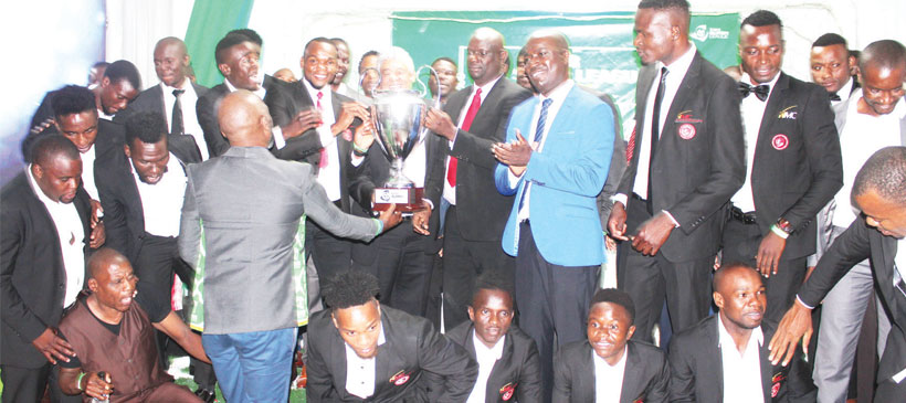 TNM dishes out league awards