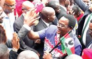 Lazarus Chakwera for equitable distribution of wealth