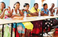 Female aspirants smile at handouts ban