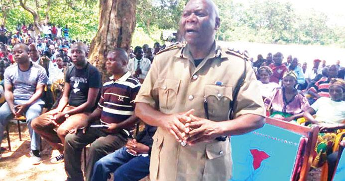 Four arrested in Nkhata Bay albino murder