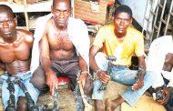 Village head, 4 men arrested for possessing human bones