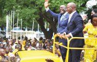 Atupele Muluzi picks Frank Mwenifumbo