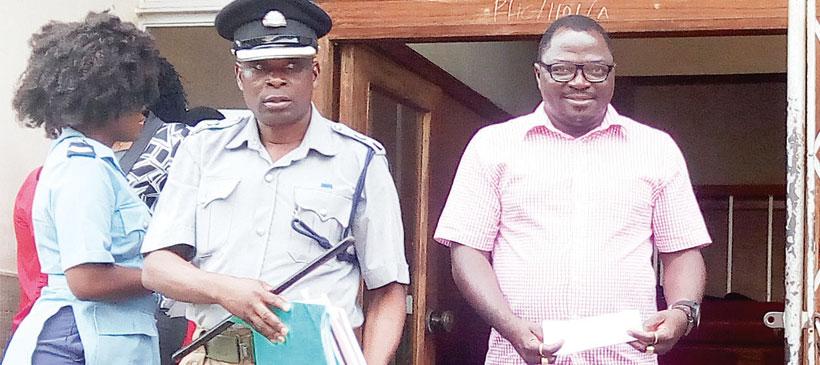 Zomba court reinstates Bon Kalindo's first count
