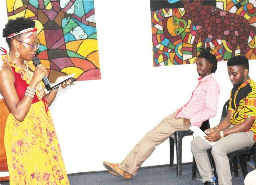 Lilongwe's turn for storytelling