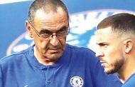 Eden Hazard prefers Maurizio Sarri