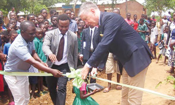 Germany commits to Malawi's development