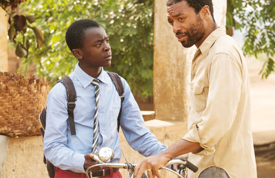Shemu Joyah samples 'The Boy Who Harnessed the Wind'