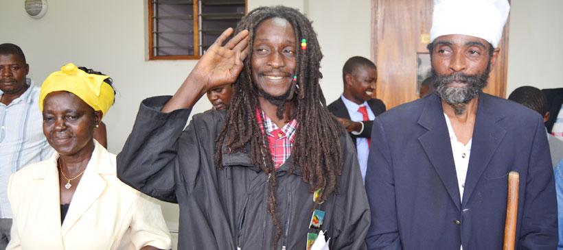 Ras Chikomeni faces Mec in court