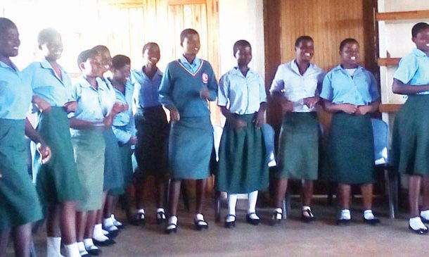 Mawa — brighter future for young girls