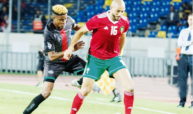 Flames eye consolation in Afcon qualifier