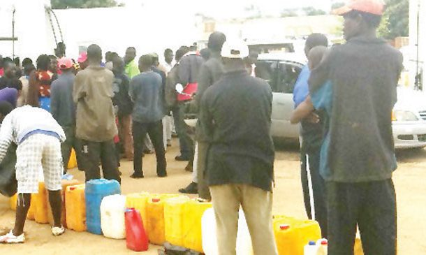 Mera plays down fuel scarcity scare