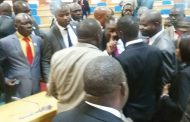 Tempers in House over Apam march