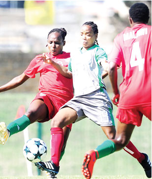 Abel Mkandawire to sample women's football skills