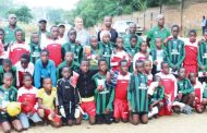 RVG donates to under-14 teams