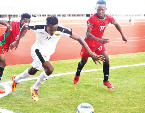 Bingu National Stadium operating without water, electricity