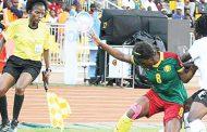 Referee Kwimbira-Nzika makes World Cup grade