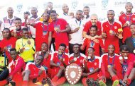 Big Bullets are Charity Shield champions for third consecutive year