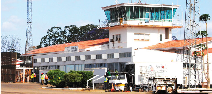 Chileka Airport to close for 2 months