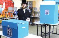 Israelis vote