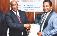 Chombe hopes for export growth after certification