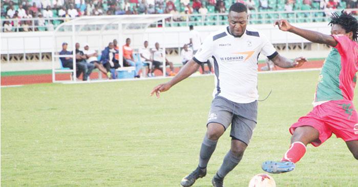 Nomads sweat over Lucky Malata injury, hopeful on Mike Kaziputa