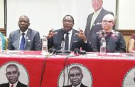 MCP pledges peaceful polls