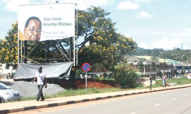 Political war in Mzuzu