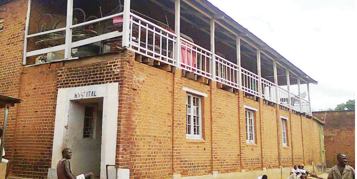Prison officers protest police promotions