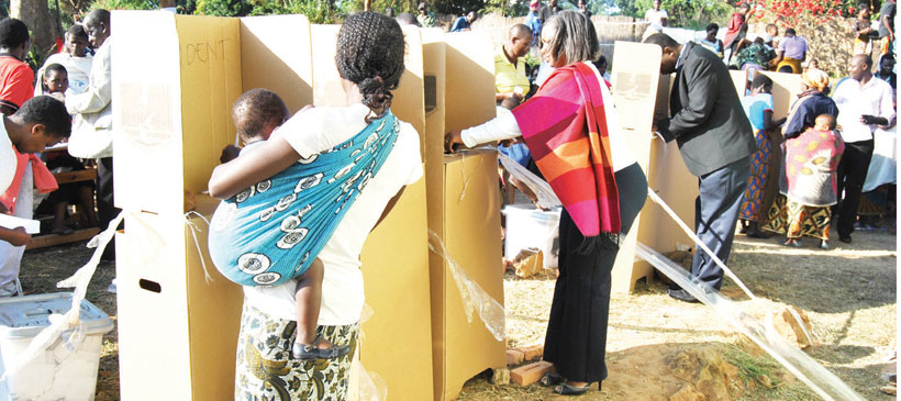 Mec wants polling staff to be diligent