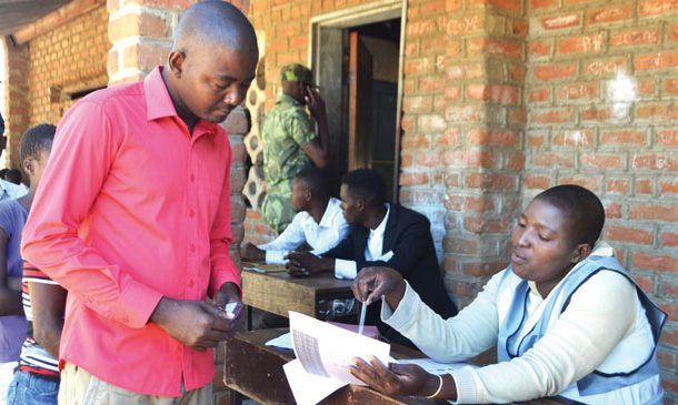 Nsanje Central Constituency returning officer charged