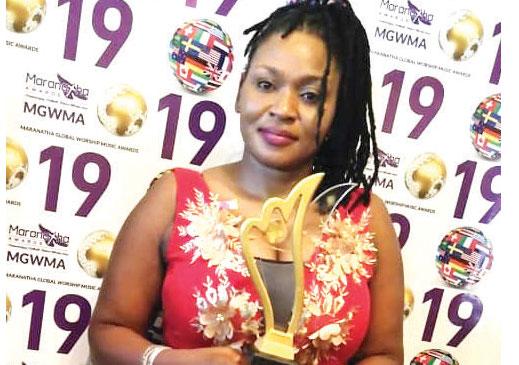 Wendy Harawa bags award for Malawi in Kenya