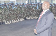 Malawi government hails MDF soldiers