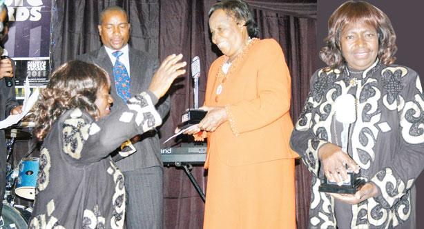 Tribute to veteran singer Flora Makonyola