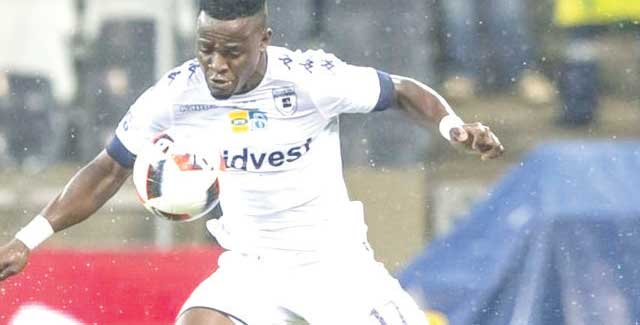 Gabadinho Mhango hints at Bidvest Wits exit