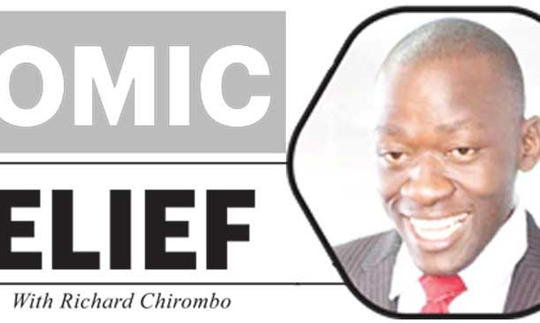 Chibade's sigh of relief
