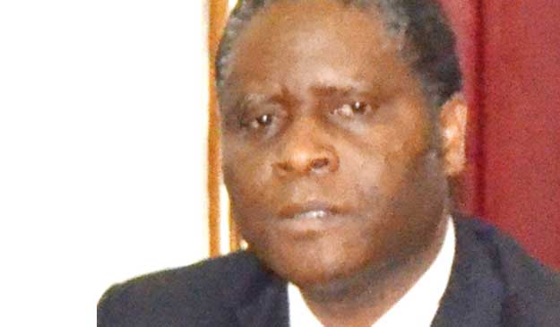 Auditor General's office falls vacant